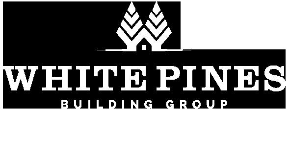 White Pines Logo